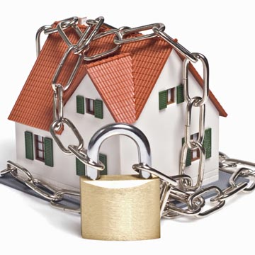 Beveiligd huis