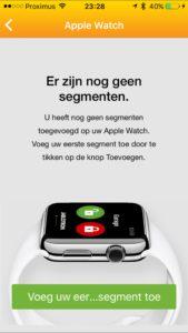 Alarm Apple Watch