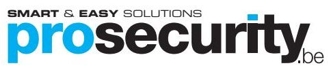 proSecurity logo tekst